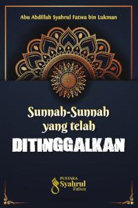 ebook sunnah yg ditinggalkan
